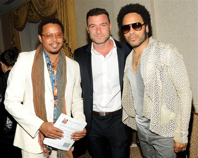 Terrence Howard - Liev Schreiber ve Lenny Kravitz