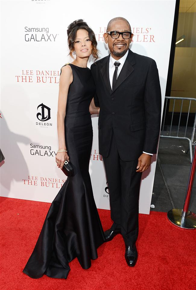 Keisha Nash Whitaker ve Forest Whitaker