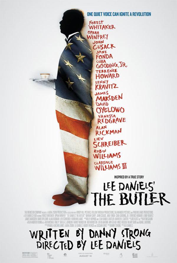 Lee daniels' The Butler (Uşak) Fİlm Afişi     2 GUNS FİLM FRAGMANINI İZLEMEK İÇİN TIKLAYIN