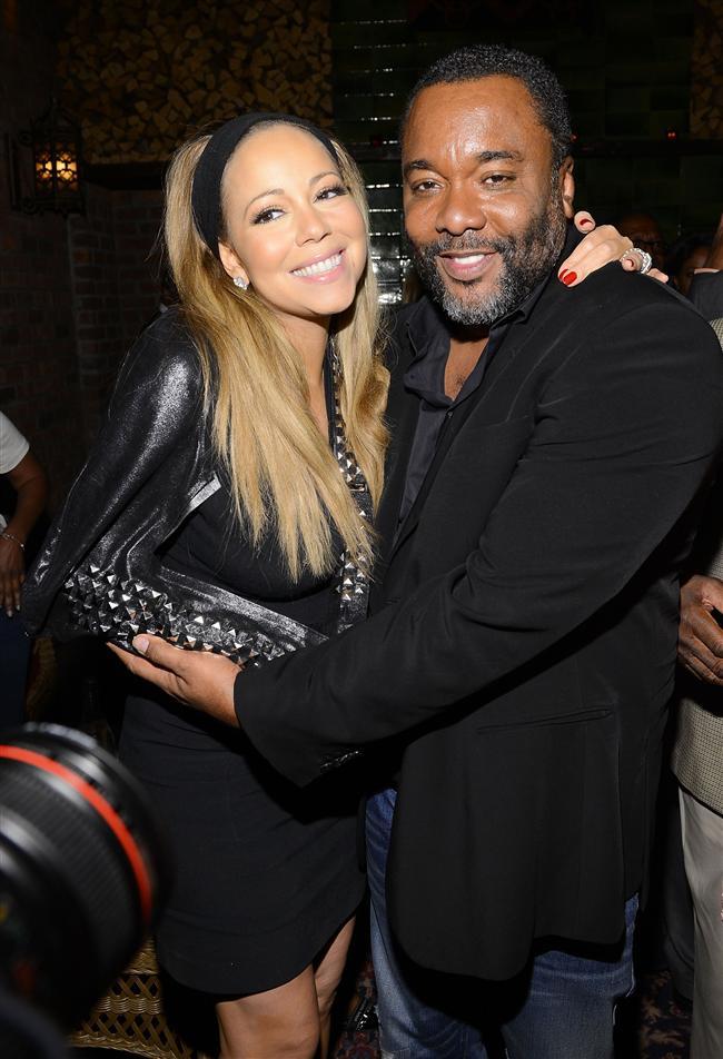 Mariah Carey ve Yönetmen Lee Daniels
