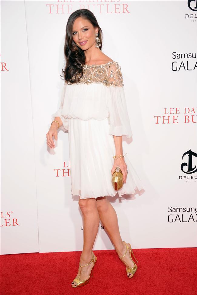 Haftanın en güzel elbiseleri: Beyazlar! - 5