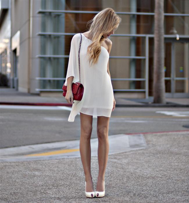 En güzel beyaz kombinler! - 2