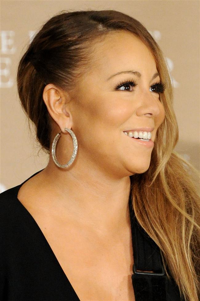 Şarkıcı ve Oyuncu Mariah Carey