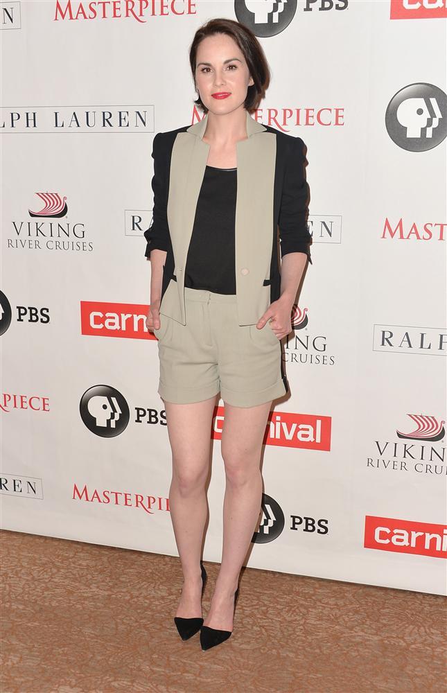 Oyuncu Michelle Dockery