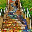 Dünyadan merdiven sanatı - 10
