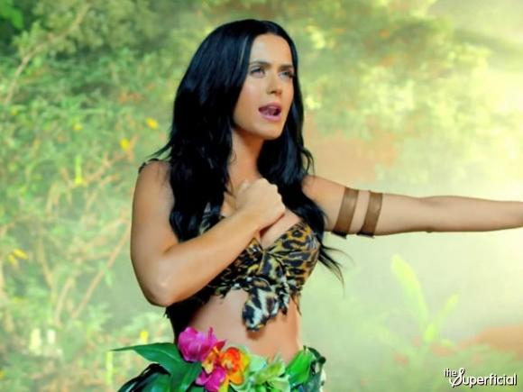 Dişi tarzan: Katy Perry! - 6