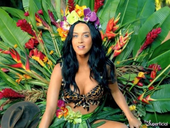 Dişi tarzan: Katy Perry! - 8