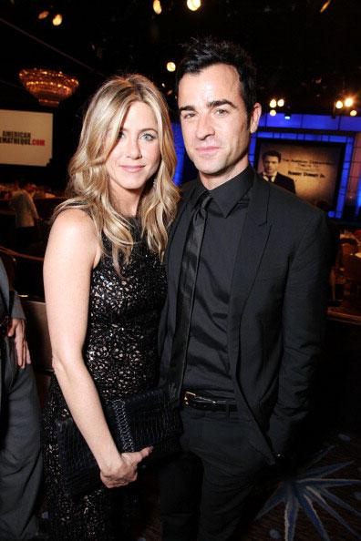 Justin Theroux ve Jennifer Aniston