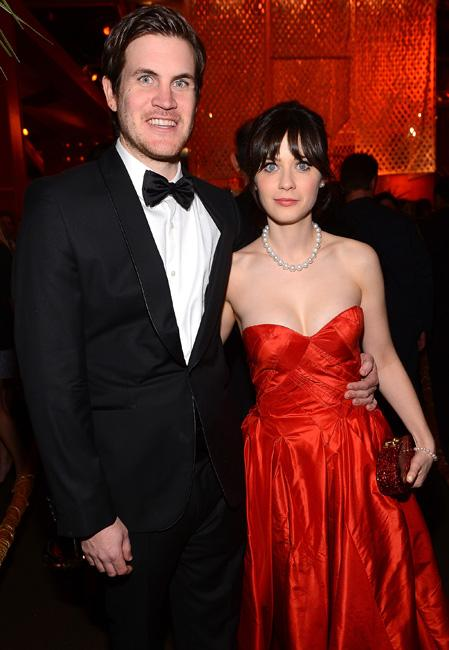 Zooey Deschanel ve Jamie Linden