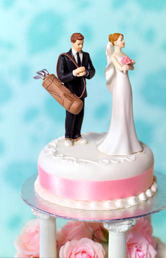Tasarım harikası düğün pastaları - 20