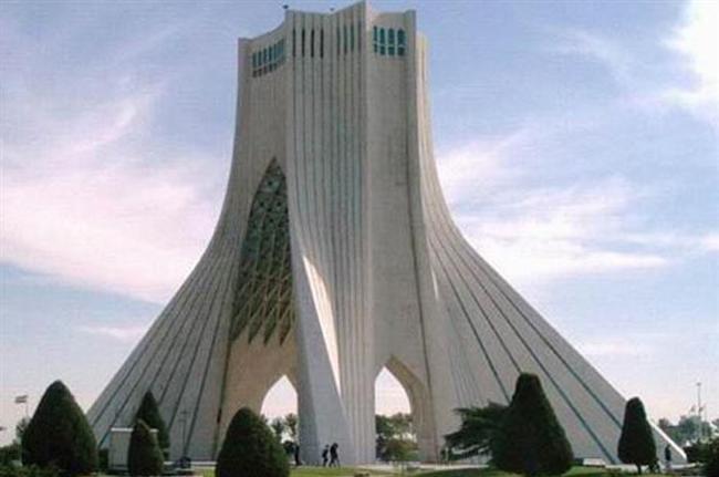 İran - Azadi Kulesi