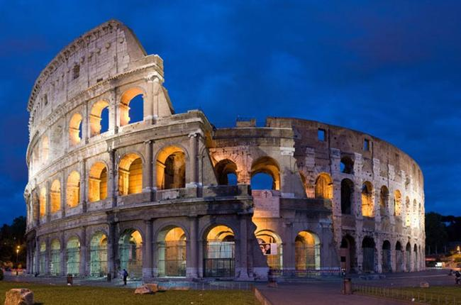 İtalya - Kolezyum