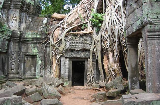 Kamboçya - Angkor