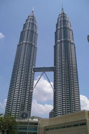 Malezya - Petronas Kuleleri