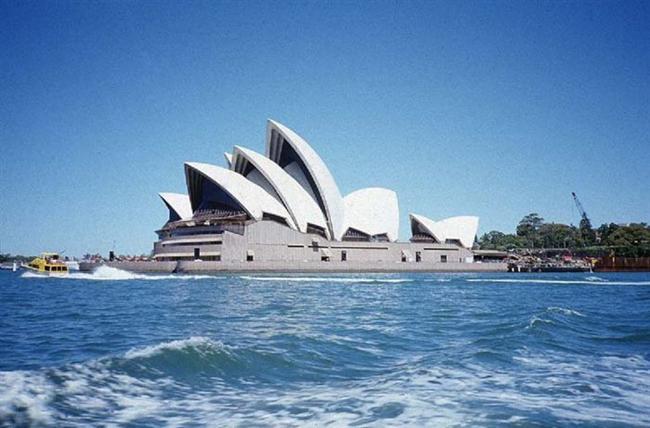 Avustralya - Sidney Opera Binası
