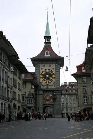 İsviçre - Zytglogge Saat Kulesi