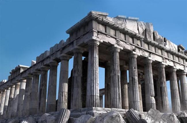 Yunanistan - Partenon Barınağı