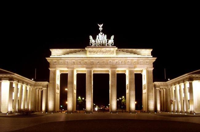 Almanya - Brandenburg Kapısı