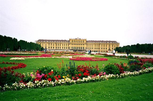 Avusturya - Schönbrunn Sarayı