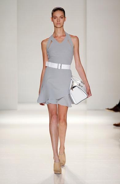 MB Moda Haftası Victoria Beckham defilesi - 11