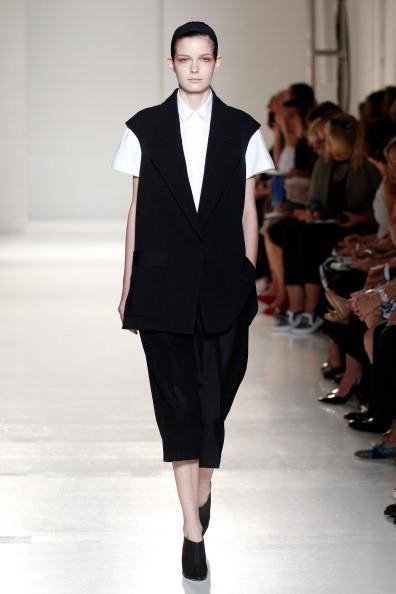 MB Moda Haftası Victoria Beckham defilesi - 16