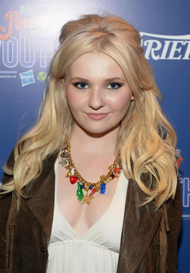 Oyuncu Abigail Breslin