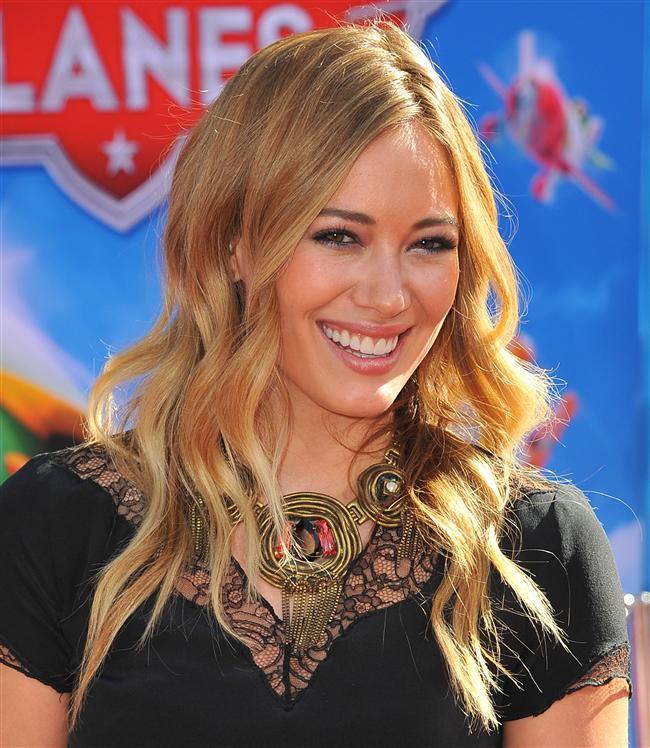 Oyuncu Hilary Duff