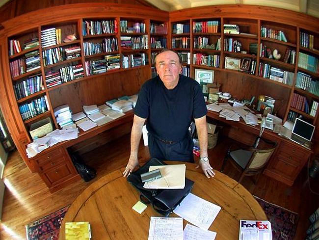 James Patterson (Yazar)  91 milyon dolar