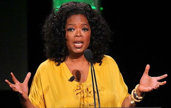 Oprah Winfrey  77 milyon dolar