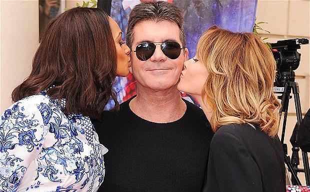 Simon Cowell (Yapımcı)  95 milyon dolar