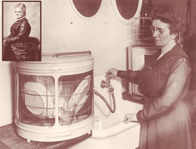Josephine Cochrane: Bulaşık Makinası