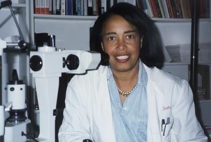 Patricia Bath, M.D.: Lazer ile Katarakt tedavisi