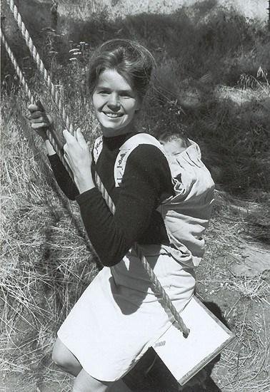Ann Moore: Bebek taşıma aleti icat etmiş, daha sonra da Snugli® diye marka olup ünlenmiş.