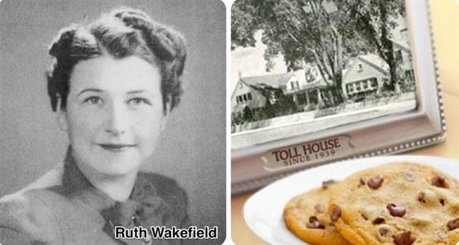 Ruth Wakefield: Çikolatalı Kurabiye