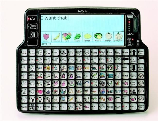 Rachel Zimmerman: Blissymbol yazıcıyı icat etmiş, peki bu ne işe yarar? Engelliler için dokunmatik ekranda ekrandaki sembole dokunarak onları yazıcıdan yazılı hale çıkartmasına olanak sağlar. Bunu 1980'de 12 yaşında iken bulmuş.