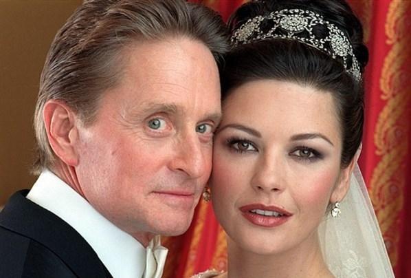 Michael Douglas ve Catherine Zeta-Jones