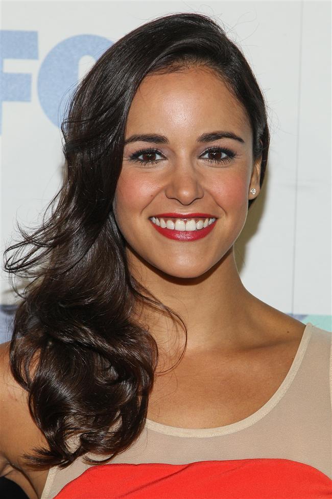 Oyuncu Melissa Fumero