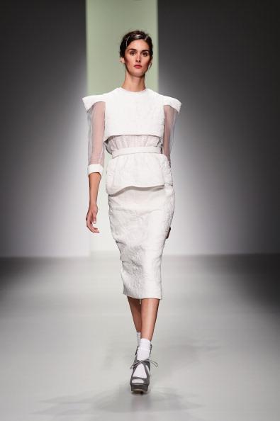 Londra Moda Haftası&Bora Aksu defilesi - 20