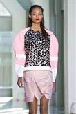Londra Moda Haftası&Antonio Berardi defilesi - 2