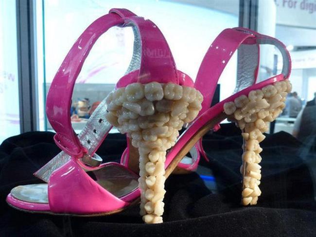 Dünyanın en değişik ayakkabıları - 6