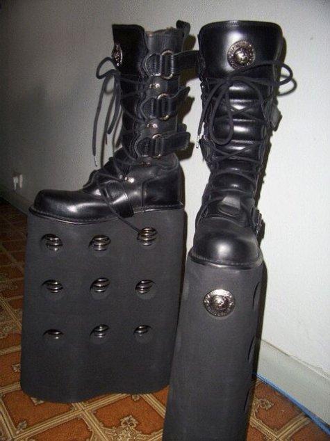 Dünyanın en değişik ayakkabıları - 7