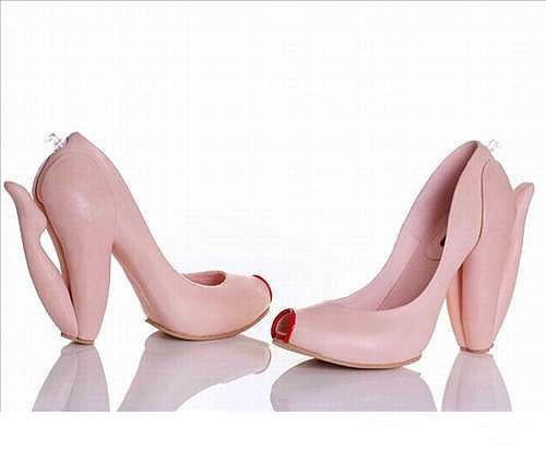 Dünyanın en değişik ayakkabıları - 45