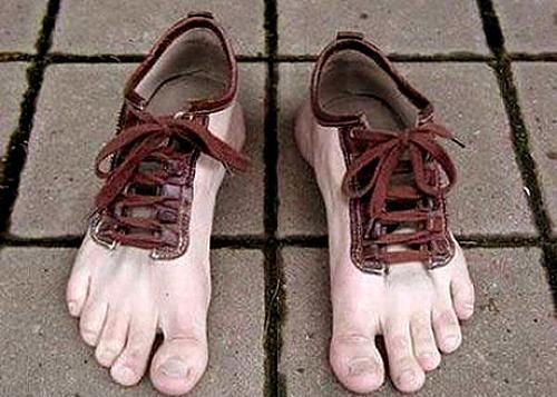 Dünyanın en değişik ayakkabıları - 46