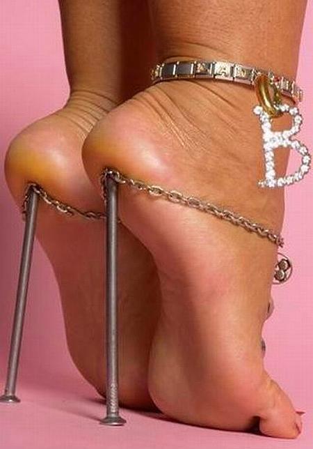 Dünyanın en değişik ayakkabıları - 23