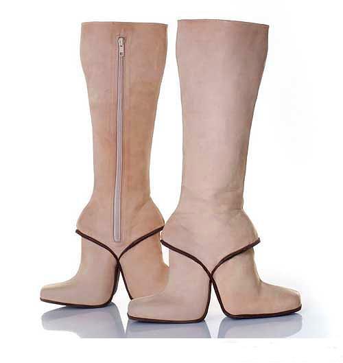 Dünyanın en değişik ayakkabıları - 13