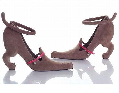 Dünyanın en değişik ayakkabıları - 24