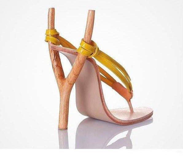 Dünyanın en değişik ayakkabıları - 14