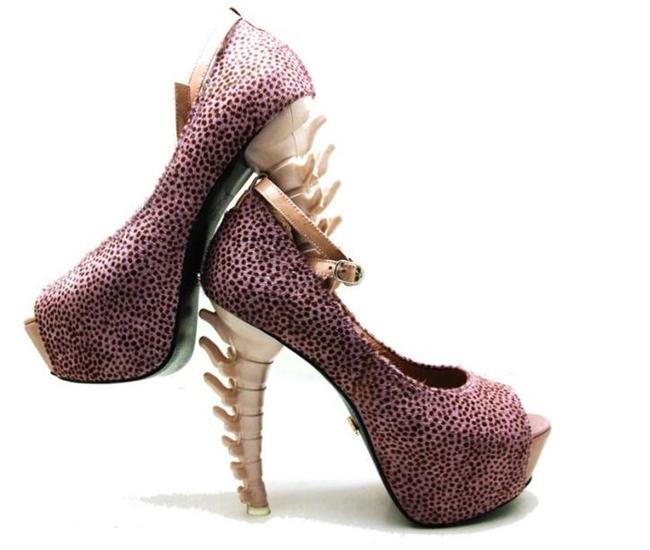 Dünyanın en değişik ayakkabıları - 26