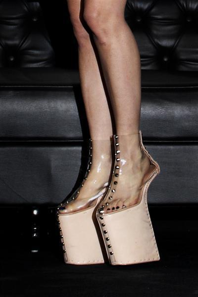 Dünyanın en değişik ayakkabıları - 1