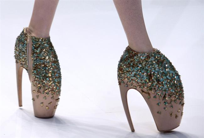 Dünyanın en değişik ayakkabıları - 16
